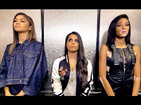 Xxx Mp4 Three Girls One Elevator Ft Zendaya Winnie Harlow 3gp Sex