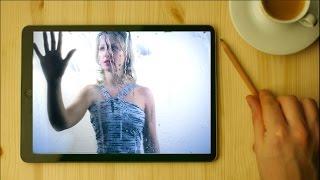 INNER SCREEN Cleaning APP For Smartphones & Tablets | ASMR Binaural | Funny ASMR