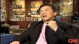 JACKIE CHAN Remembering BRUCE LEE Interview