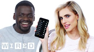 The Stars of 'Get Out' Show Us the Last Thing on Their Phones | WIRED