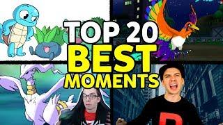 Top 20 Best Moments of MandJTV 2017