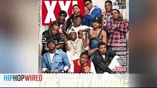 XXL Magazine Freshmen Cover Gets Fans Heated