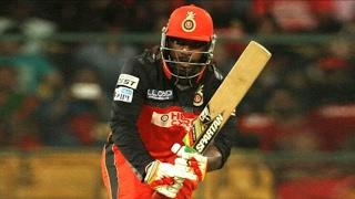 Chris Gayle's fifty (77 runs in just 38 balls) | Gujarat vs Bangalore - RCBvsGL | twitter HIGHLIGHT