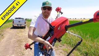 My New Autonomous Agriculture Drone!