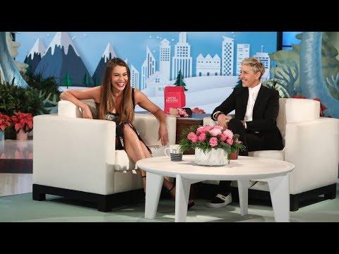 Xxx Mp4 Ellen Teaches Sofia Vergara An English Word Of The Day 3gp Sex