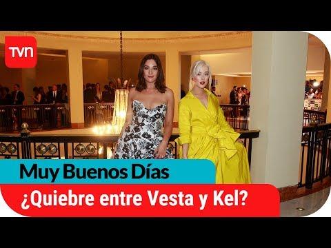 ¿Quiebre definitivo entre Vesta Lugg y Kel Calderón? | Muy buenos días