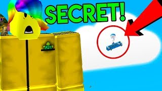I FOUND A SECRET FORTNITE PARTY BUS IN THIS GAME! * (Roblox)