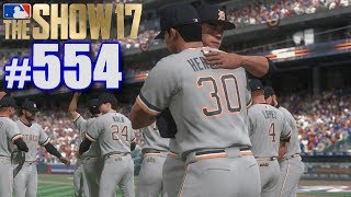 ADVANCING TO THE WORLD SERIES! | MLB The Show 17 | Road to the Show #554