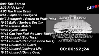 The Lion King (GB) Music / Soundtrack