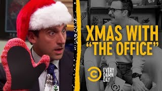 """""""The Office""""'s Best Holiday Clips & A High-Stakes Yankee Swap"""