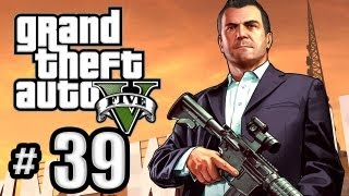 Grand Theft Auto 5 Gameplay Walkthrough Part 39 - Reuniting the Family