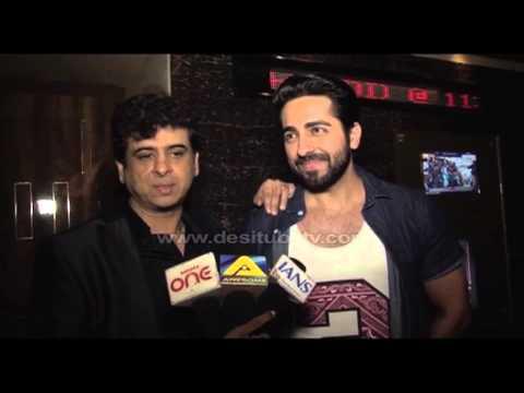 Xxx Mp4 Ayushman Khurana Palash Sen Premiere Of Aisa Yeh Jahaan Watch Full Video 3gp Sex