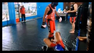 Maicon Kung Fu Sanshou Sanda minhas lutas 2015