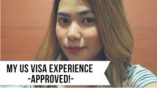 US Tourist Visa Interview in the Philippines   My Experience + Tips