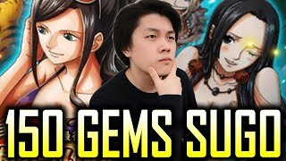 150 GEM SUGOFEST OF BROKEN HOPES AND DREAMS?! | One Piece Treasure Cruise | トレジャースゴフェス
