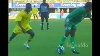 Jay Jay Okocha vs Germany and Zimbabwe Deft touche