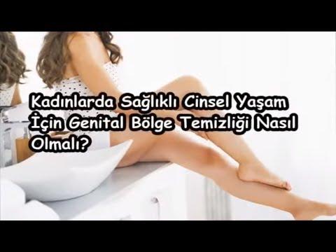 Kadınlarda Sağlıklı Cinsel Yaşam İçin Genital Bölge Temizliği Nasıl Olmalı