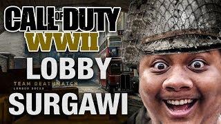 LOBBY SURGAWI - Call of Duty WW2