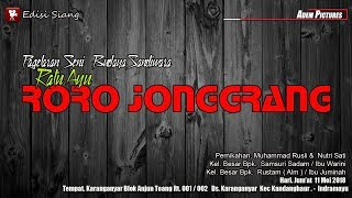 LIVE SANDIWARA - RATU AYU RORO JONGGRANG I SIANG I 11-05-2018 I KANDANGHAUR - INDRAMAYU
