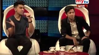 চা নাস্তা with Afridi & Salman 03