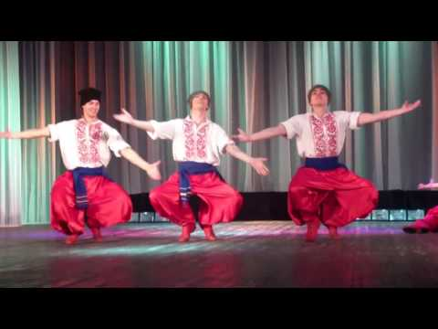 Folk dance - Povzunets   Повзунець