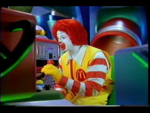 watch The Wacky Adventures of Ronald McDonald: Scared Silly (1/4)