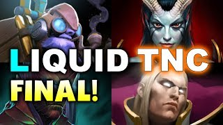 LIQUID vs TNC - INVITATIONAL 2 GRAND FINAL - Starladder DOTA 2