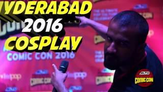 Alto Hyderabad Comic Con 2016 Cosplay Aftermovie | Comic Con India