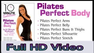 Pilates Perfect Body - Full HD Video