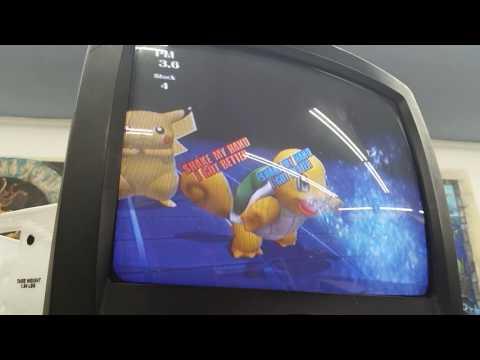 Mr. N (Pikachu) vs Fancy Name (Squirtle) SDR56 MM