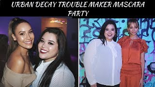 I MET DESI PERKINS & NICOLE RICHIE AT THE URBAN DECAY PARTY! (VLOG) | Lessly Toscano