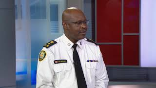 Toronto police chief updates on shooting investigation