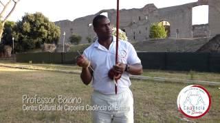 Toques da Capoeira Regional - São Bento Grande