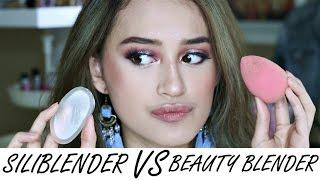 Silisponge vs Beauty Blender Review & Comparison | Indonesia | Nadya Aqilla