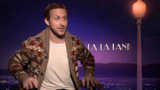 "Ryan Gosling interview for La La Land: ""We have to compromise in love and work""."