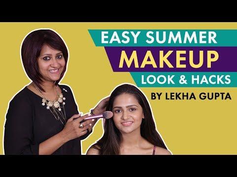 Xxx Mp4 Easy Summer Makeup Look Hacks By Lekha Gupta Beauty Pinkvilla 3gp Sex