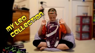 My Gymnastics Leotard Collection | Bethany G