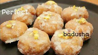 #ಬಾದೂಶಾ #badusha ನೋಡಿದರೆ ಬಾಯಲ್ಲಿ ನೀರಿರಿಸುವ ಬಾದೂಶಾ ಈ ವಿಧಾನದಲ್ಲಿ ಮಾಡಿ,| badushai