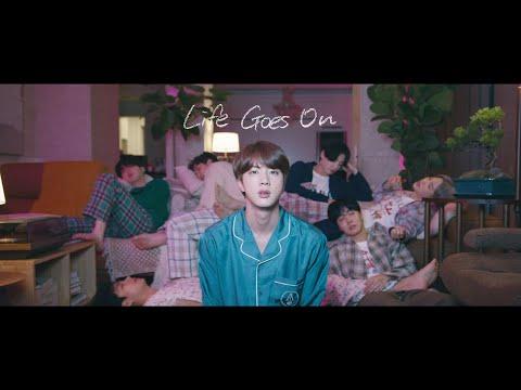 BTS 방탄소년단 Life Goes On Official MV