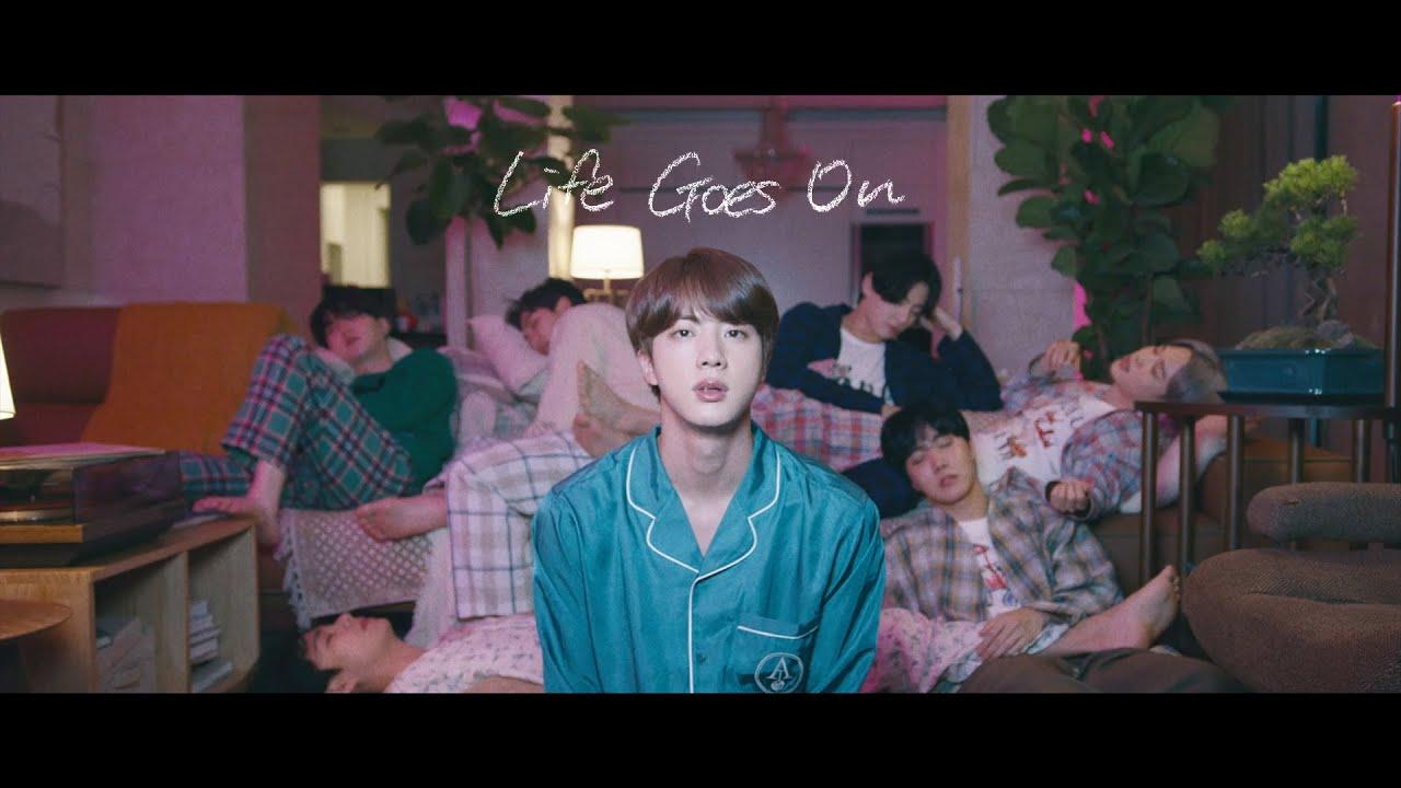 BTS (방탄소년단) 'Life Goes On'MV