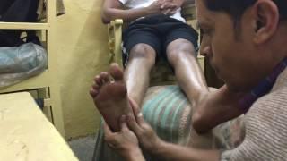 Baba Sen's Nephew Benny's Relaxing Legs/Foot Massage PART-2| 4K