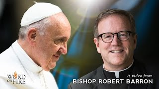 Bishop Barron on Pope Francis'