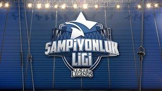 2017 Şampiyonluk Ligi - Yaz Mevsimi - 3. Hafta 3. Gün: FB vs P3P | AUR vs DP