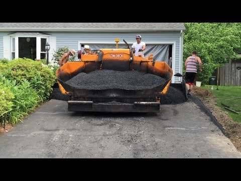 How to pour concrete driveway vidoemo emotional video for How to pour a concrete driveway