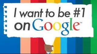 Google SEO Tutorial 2017 | Google Webmaster Tools