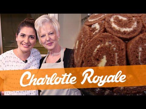 Charlotte Royale - Receita Bake Off Brasil
