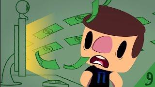ANIMATOONS #9 - Aprenda a ganhar dinheiro no Youtube
