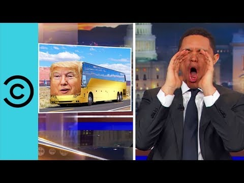 Donald Trump Is Throwing Paul Ryan Under The Bus The Daily Show