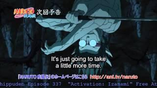 Naruto Shippuden Episode 337 Preview