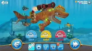 Hungry shark world all sharks unlocked